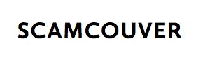 scamcouver logo
